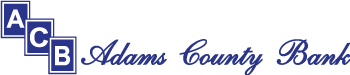 Adams County Bank Logo