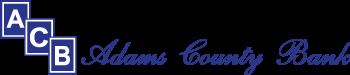 Adams County Bank Logo